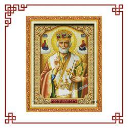 Наборы для вышивания крестиком - Святой Николай
