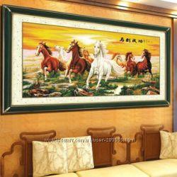 набор для вышивания-лошади