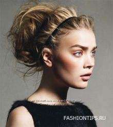 Повязка ободок для волос