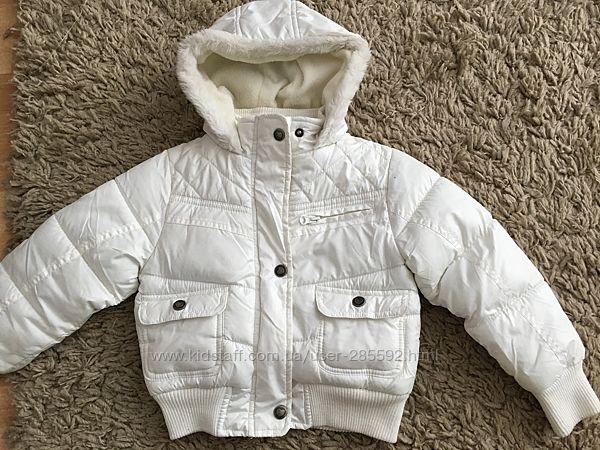 Курточка 4-5 років
