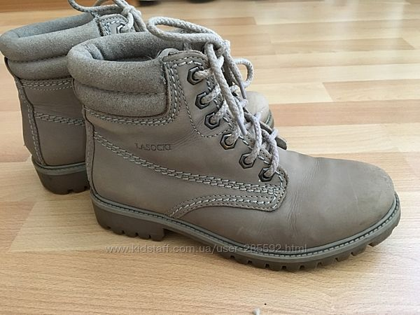 Черевики ботинки 37р Lasocki
