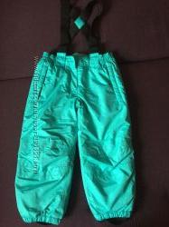 лижні штани C&A,  110см маломірять