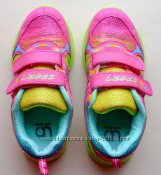 Кроссовки детские CentrShoes  для девочки, 33-34 разм.