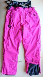 Тёплые зимние брюки HI-TEC  девочке для активного отдыха разм. 134-146.