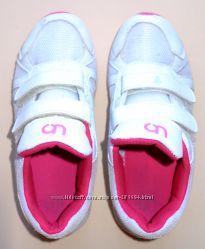 Белые Кроссовки  CentrShoes  для девочки, 34-35 разм.