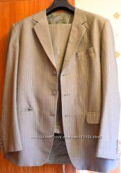 Продам мужской костюм, бу, рост 178-188.
