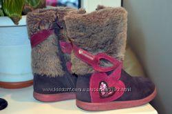 Продам зимние стильные сапоги Garvalin 15см