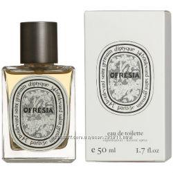 Diptyque нишевая парфюмерия, цены и ассортимент радуют