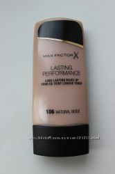 Max Factor Lasting Colour Adapt тональный крем Facefinity all day Fawless
