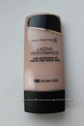 Max Factor Lasting Colour Adapt тональный крем Facefinity all day Fawless