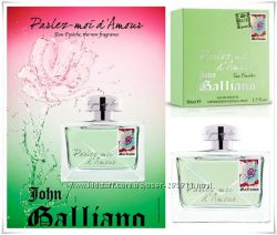 JOHN GALLIANO - парфюмерия праздника, красоты. Цены радуют