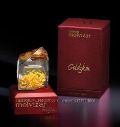 Парфюмерия Molvizar - золото во флаконе, цены, ассортимент