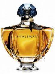 GUERLAIN SHALIMAR  оригинал. Лучшие цены на шедевр парфюмерного искусства