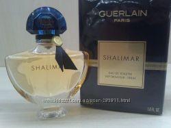 Guerlain Shalimar оригинал. Цены и ассортимент