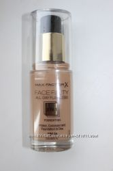 Max Factor тональная основа Facefinity All day Flawless 3 в 1
