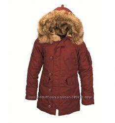 Женская теплая куртка аляска Altitude W Parka