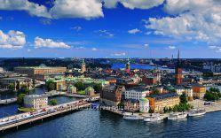 Балтийский вояж  круиз в Стокгольм всего за 99евро