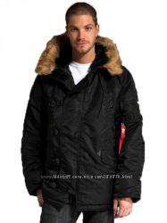 Оригинальная куртка Аляска от Alpha Industries