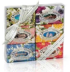 Подарочный набор итальянского мыла Nesti Dante Dolce Vivera