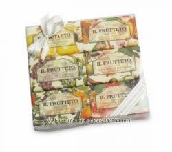 Подарочный набор итальянского мыла Nesti Dante Фруктовая коллекция