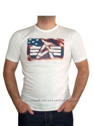 Оригинальные футболки от Alpha IndustriesСША