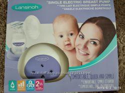Електронный молокоотсос Lansinoh