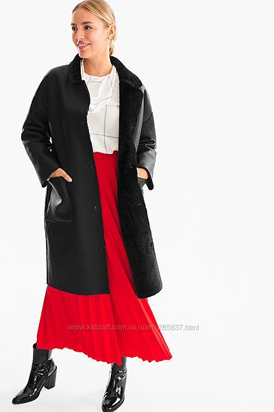 Двухстороннее пальто премиум класса