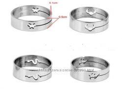 кольца унисекс в наличии