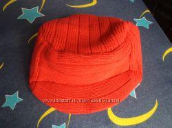 Новая вязаная шапка Gymboree с козырьком, размер 48-52