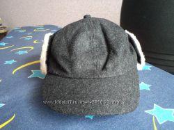 Новая кепка RUUM на меху, размер 54