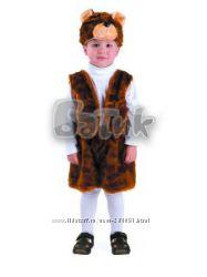 Новый карнавальный костюм бурого мишки