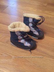Зимние ботинки demar, 22-23 размер