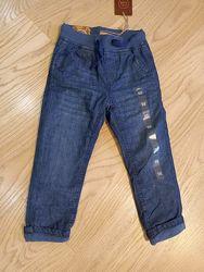 Тёплые джинсы на подкладке ТМ Cool Club Польша на 2-15 лет