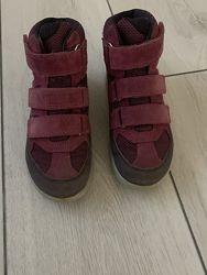Ботиночки ECCO GORE-TEX осень/зима лучшая обувь