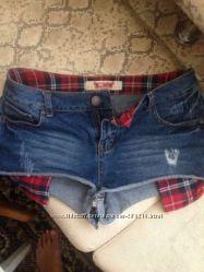 Стильные шорты Autentic Denim