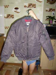 Куртка ZARA на мальчика 6-7 лет, р. 122