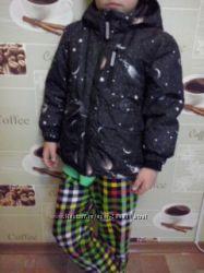 Куртка H&M на мальчика 5-6 лет, рост 116см.
