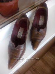 Туфли кожанные рр 37