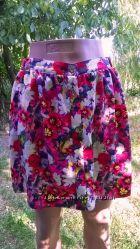 цветочная юбка River island
