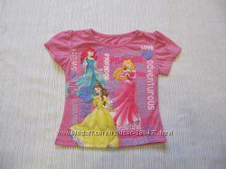 Футболка Disney Принцессы размер 2Т  86 -92 см Новые