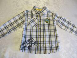 Рубашка OSTIN 3 - 4 года 104 см Новая с биркой