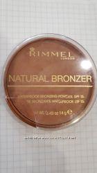 Бронзер Rimmel Natural Bronzer. 022.