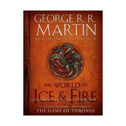 Весь мир Льда и Пламени Игра престолов