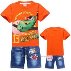 Комплект шорты и футболка Planes