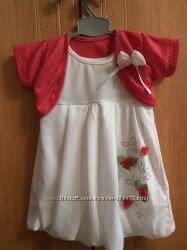 Детские платья с болеро из Турции