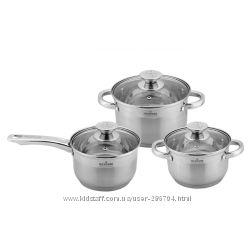 Наборы посуды ТМ Maxmark - отличное качество за доступную цену