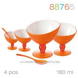Акриловая посуда для отдыха на природе от Granchio. Акция
