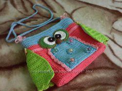Детские сумочки ручной работы