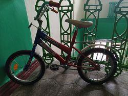 Велосипед 16 дюймов Мустанг