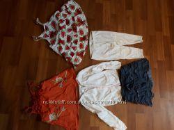 Одежда, которая будет Вас радовать. Пакет летней одежды